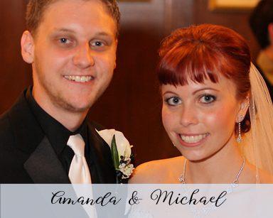 Summer Wedding Amanda & Michael: Black & White in Michigan Theater Ann Arbor