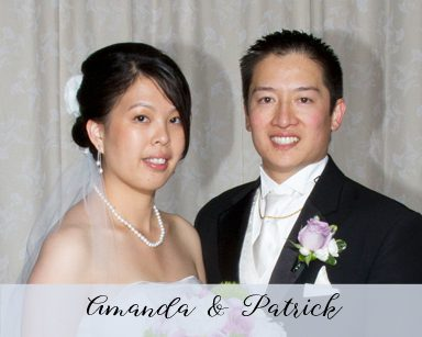Spring Wedding Amanda & Patrick: Lavender in Sheraton Ann Arbor