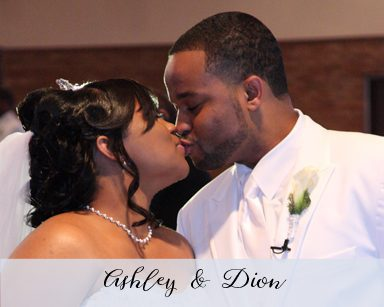 Summer Wedding Ashley & Dion: Pistachio Green in Shriners Silver Garden Southfield