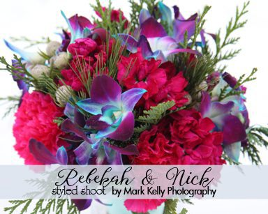 Rebekah & Nick by Mark Kelly Photography