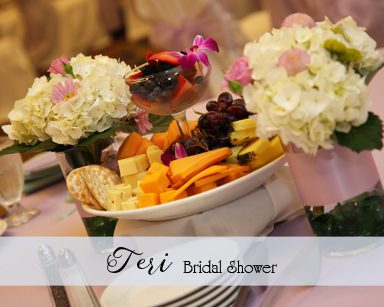 Teri Bridal Shower