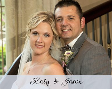 Summer Wedding Katy & Jason: Lavender in Grosse Pointe Academy Chapel