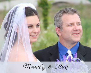Summer Wedding Mandy & Russ: Purple & Green in Indian Springs Metropark