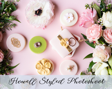Styled Wedding Photoshoot: Rose Gold at Cross W Ranch, Howell Michigan